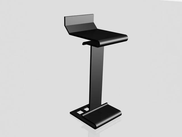 Computer display stand